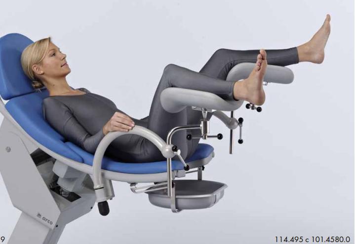 фото на гинекологическом кресле